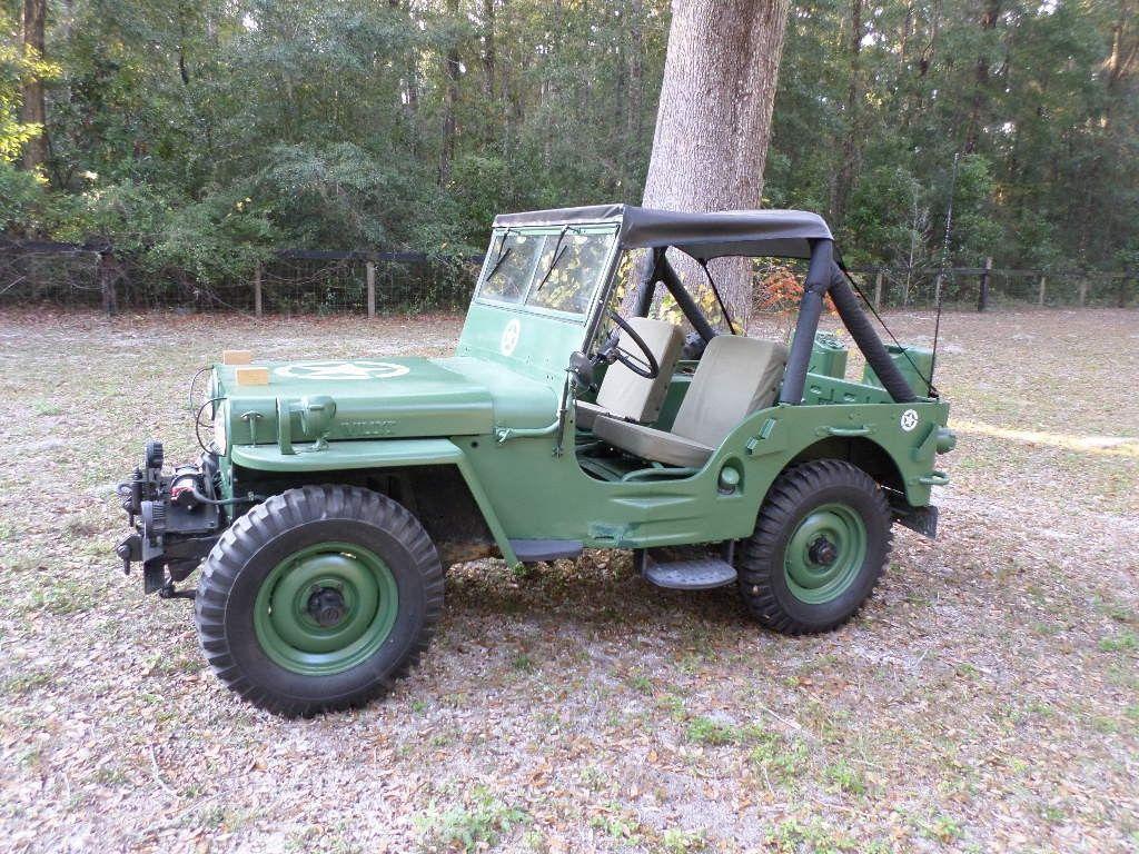 1945 willys cj2a jeep for sale. Black Bedroom Furniture Sets. Home Design Ideas