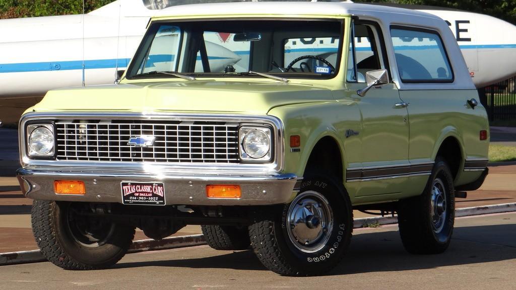 1971 Chevrolet Blazer K5 For Sale