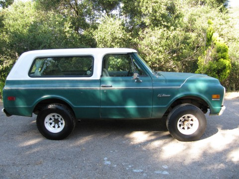 1971 Chevrolet Blazer K5 for sale