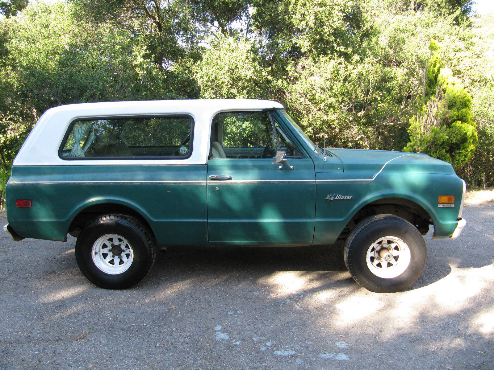 1971 Chevy Blazer For Sale >> 1971 Chevrolet Blazer K5 for sale