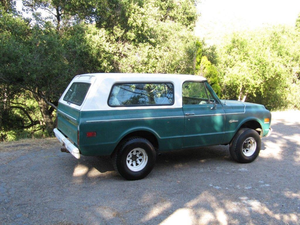 Custom K5 Blazer Parts >> 1971 Chevrolet Blazer K5 for sale