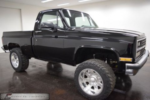 1976 Chevrolet K10 4X4 Pickup for sale