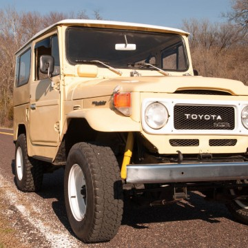 1980 Toyota BJ40 Land Cruiser for sale