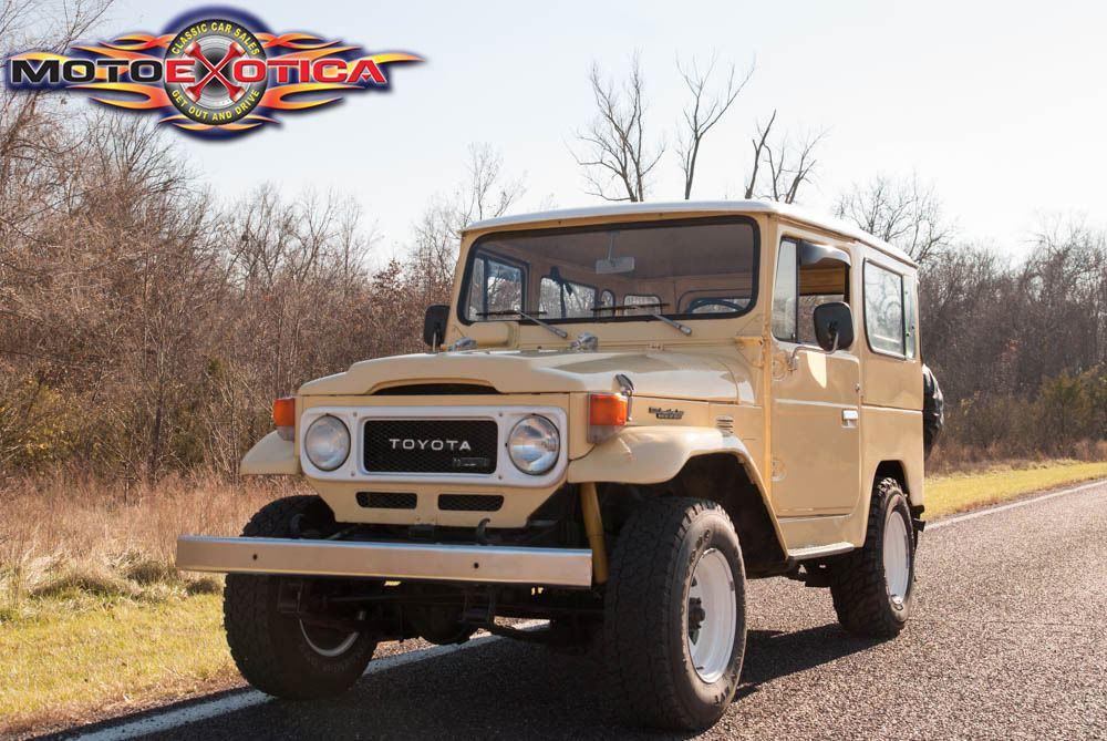 1980 Toyota BJ40 Land Cruiser for sale