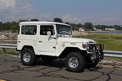 1982 Toyota FJ40 LAND Cruiser for sale