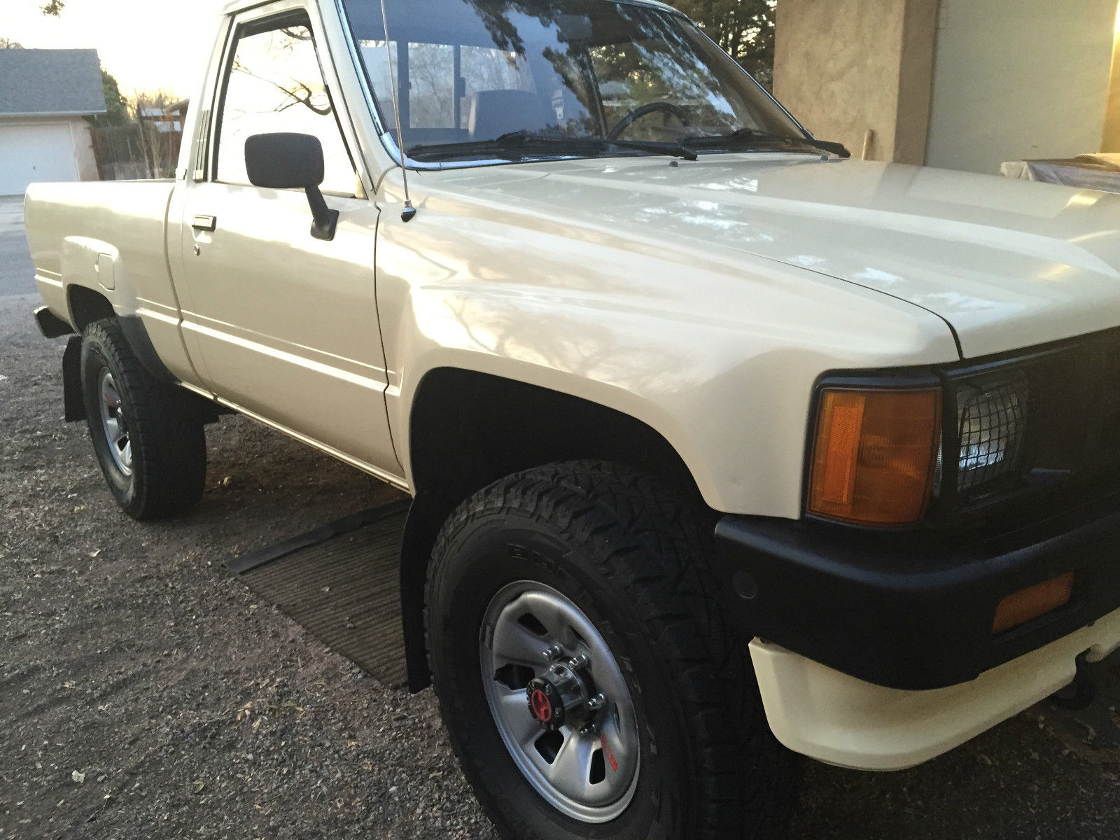 1986 toyota tacoma 4x4 pickup truck for sale. Black Bedroom Furniture Sets. Home Design Ideas