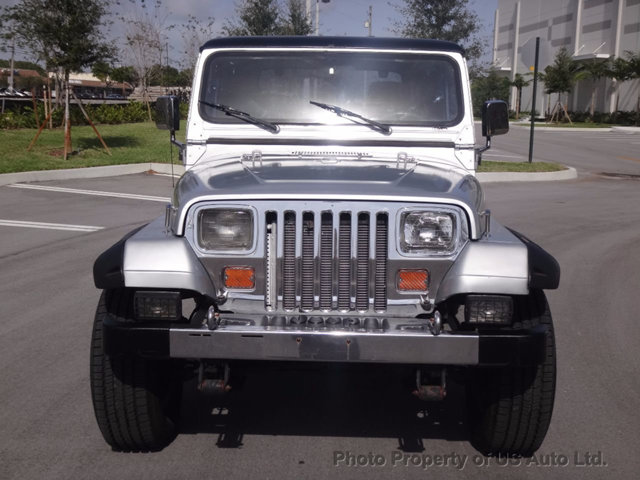 1988 jeep wrangler yj 4 2l inline six automatic hardtop for sale. Cars Review. Best American Auto & Cars Review