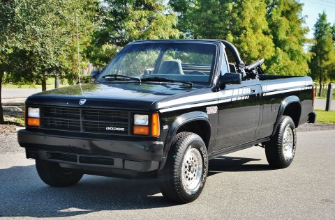 1990 Dodge Dakota Convertible Florida Truck for sale