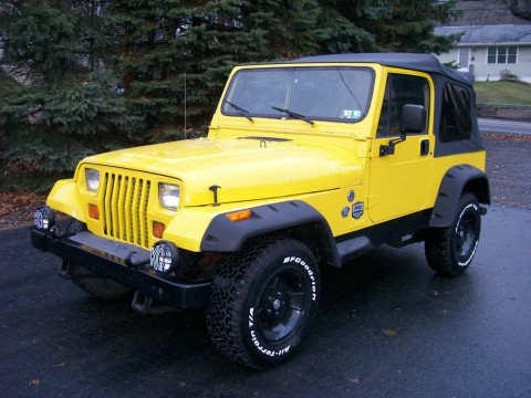 1995 Jeep Wrangler Soft Top for sale