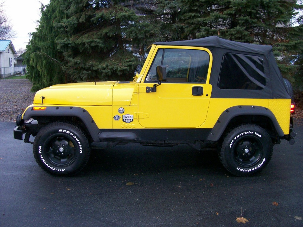 Jeep With Soft Tops For Sale Autos Post