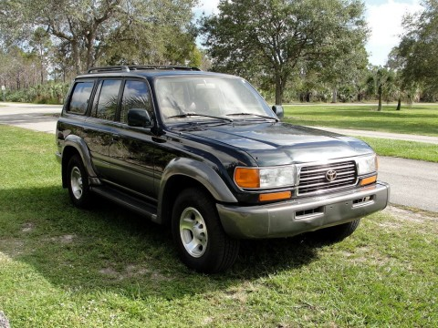 1996 Toyota Land Cruiser 4WD for sale