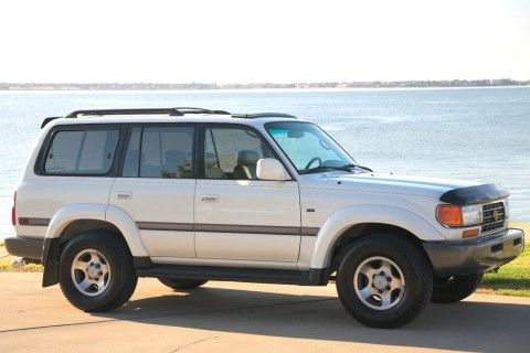 1997 Toyota Land Cruiser FZJ80 Collectors Edition 40th Anniversary Edition for sale