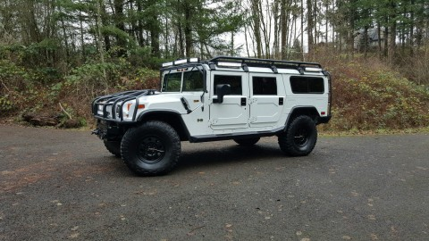 2003 Hummer H1 Wagon for sale