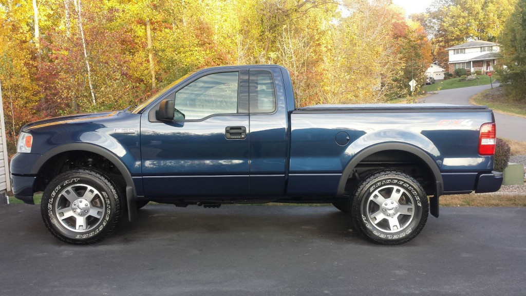 2004 Ford F 150 Fx4 For Sale