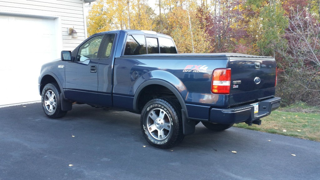 2004 ford f 150 fx4 for sale. Cars Review. Best American Auto & Cars Review