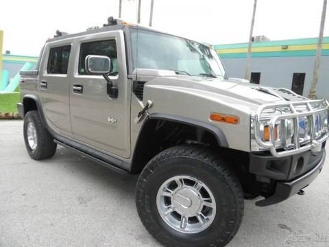 2005 Hummer H2 SUT Truck for sale