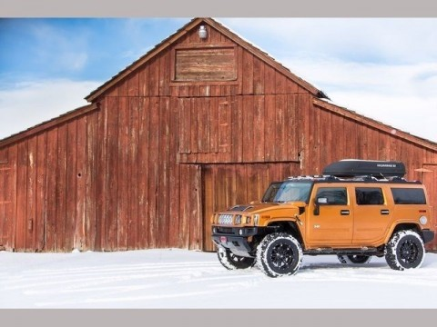 2006 Hummer H2 w/ lots of Suspension upgrades for sale
