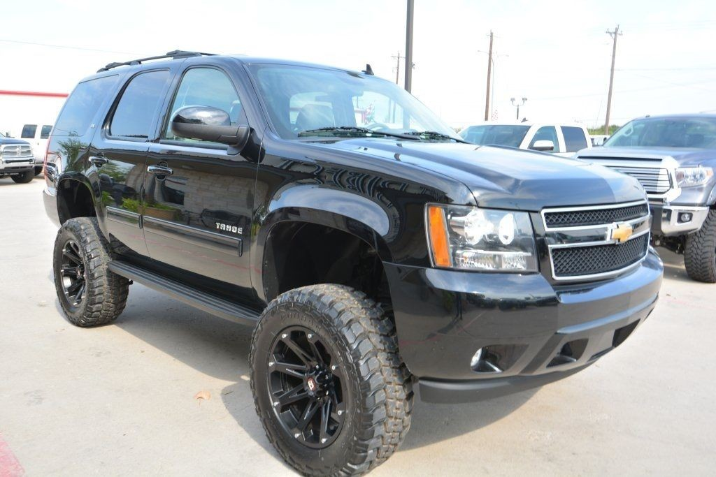 2012 chevrolet tahoe lt lifted 4 4 suv for sale. Black Bedroom Furniture Sets. Home Design Ideas