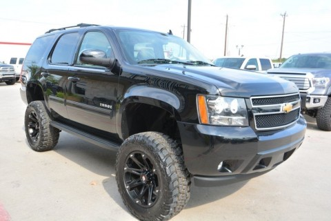 2012 Chevrolet Tahoe LT Lifted 4×4 SUV for sale