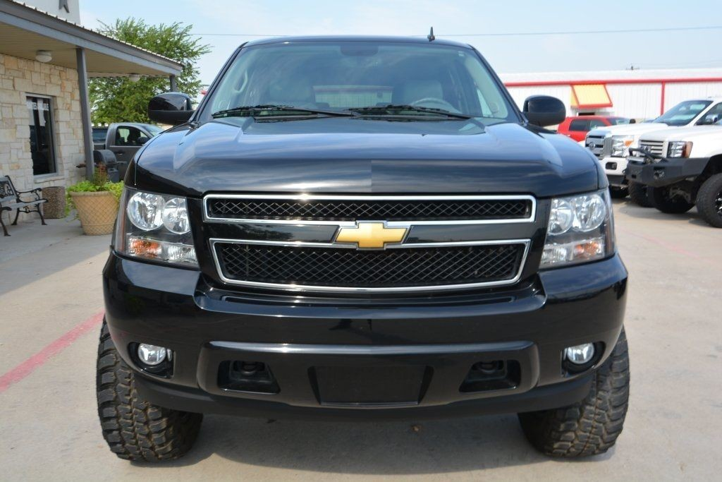 Lifted Tahoe For Sale >> 2012 Chevrolet Tahoe LT Lifted 4×4 SUV for sale