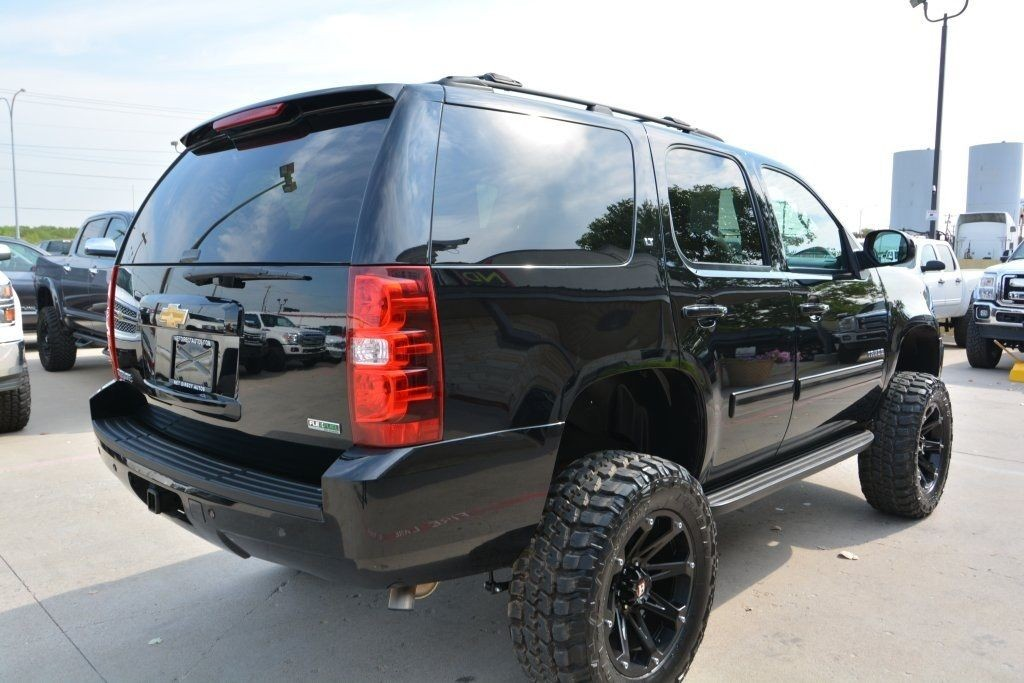 2012 Chevrolet Tahoe Lt Lifted 4 215 4 Suv For Sale