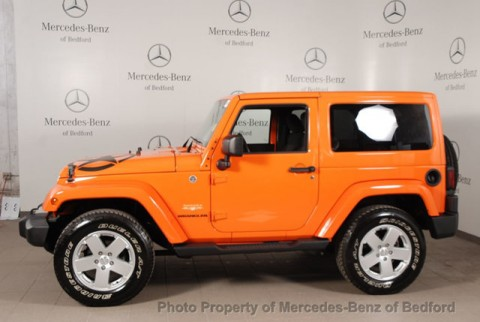 2012 Jeep Wrangler 4WD 2dr Sahara for sale