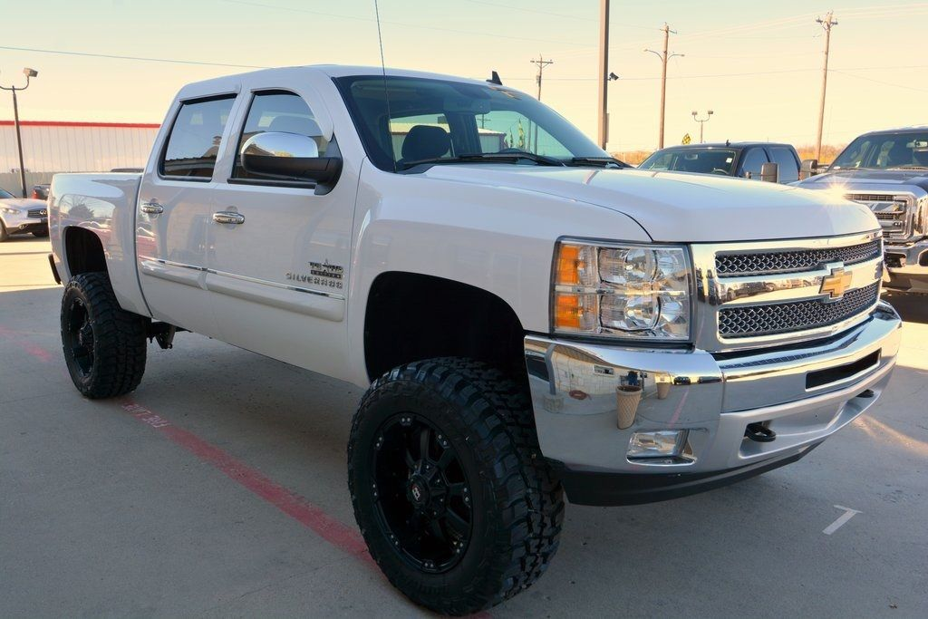 2013 Chevrolet Silverado 1500 Lt Lifted 4 215 4 For Sale