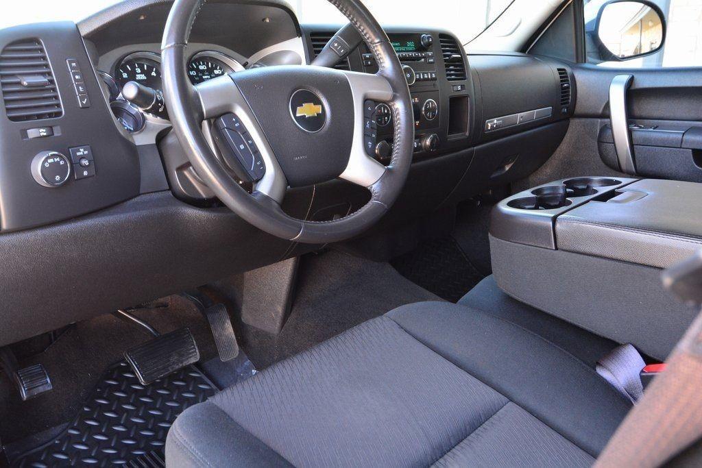 2013 Chevrolet Silverado 1500 LT Lifted 4×4