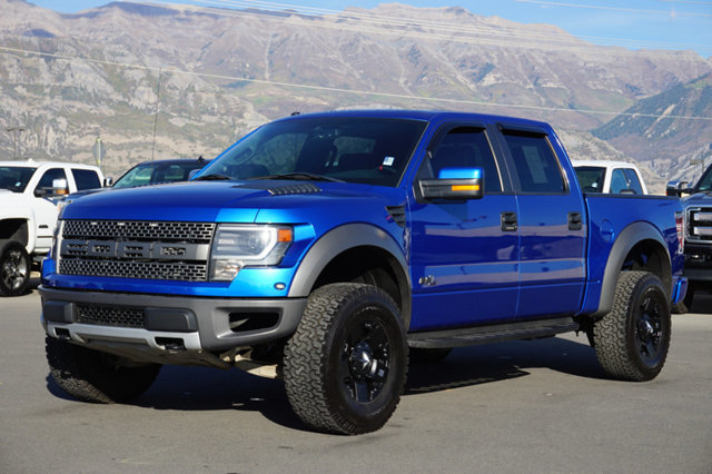 Crew Cab Trucks For Sale >> 2013 Ford F 150 SVT RAPTOR Crew Cab for sale