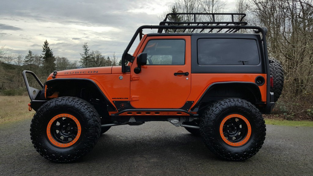 2017 Jeep Cherokee Lifted >> 2013 Jeep Wrangler Rubicon Lifted for sale