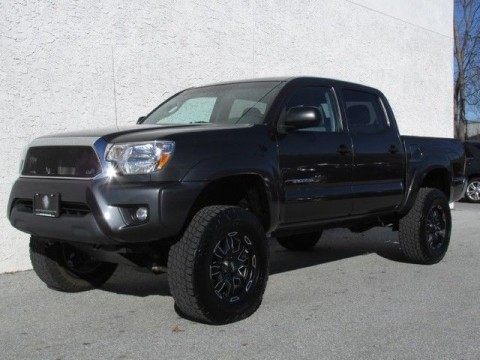 2013 Toyota Tacoma Double Cab SR5 for sale