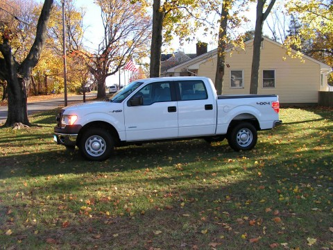 2014 F150 Supercrew 4WD 3.5l Ecoboost Turbo for sale