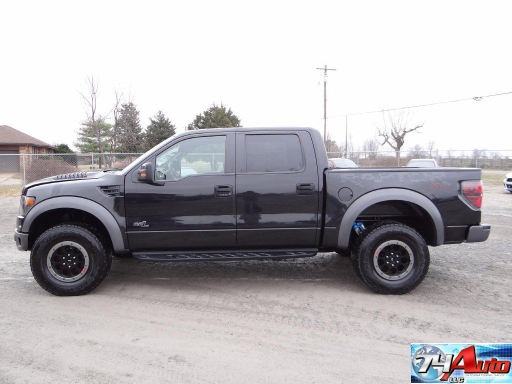 2014 Ford F 150 SVT Raptor