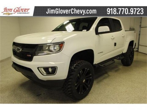 2015 Chevrolet Colorado Z71 Crew Cab for sale