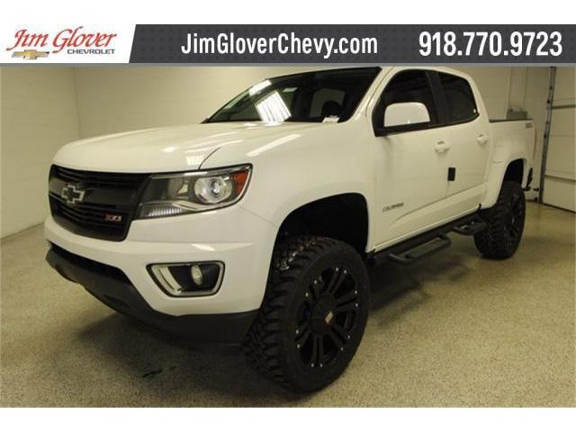 2015 chevrolet colorado z71 crew cab for sale. Black Bedroom Furniture Sets. Home Design Ideas