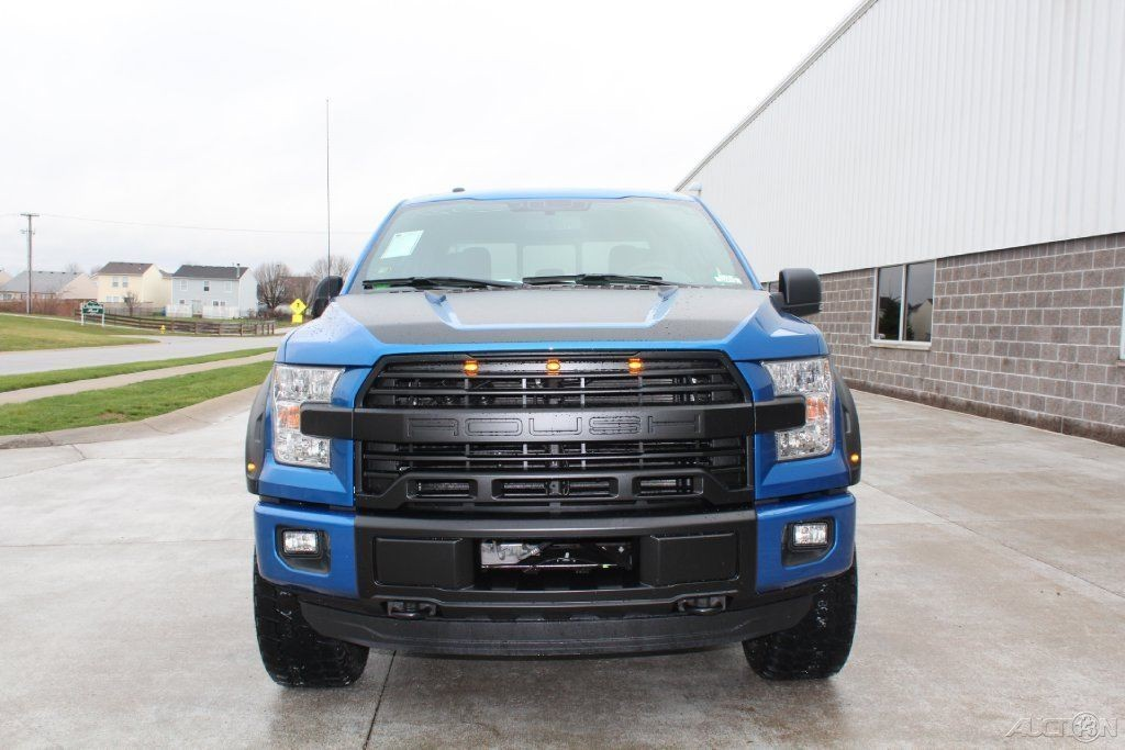 Ford F150 Platinum Lifted >> 2015 Ford F150 15 Roush F-150 XLT for sale