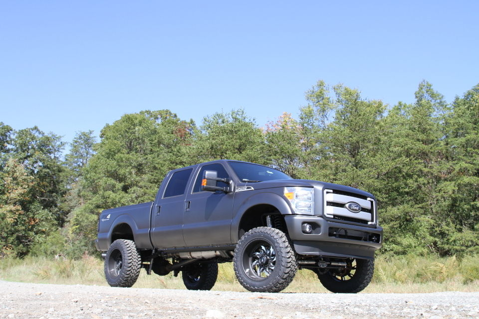 6.4 Powerstroke For Sale >> 2016 Ford F 250 Super Duty Lariat 6.7L Powerstroke Lifted Rudy's Edition for sale