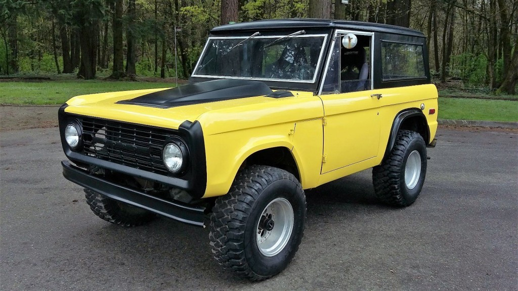 1970 ford bronco 302 4 4 for sale. Black Bedroom Furniture Sets. Home Design Ideas
