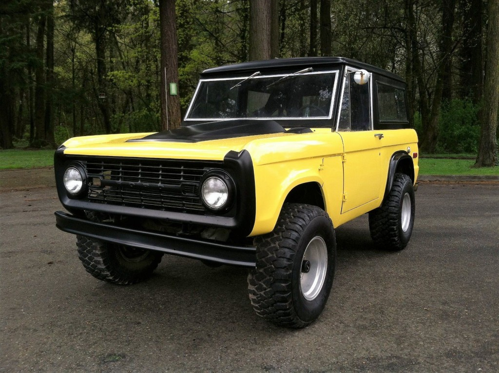 1970 Ford Bronco 302 4 4 For Sale