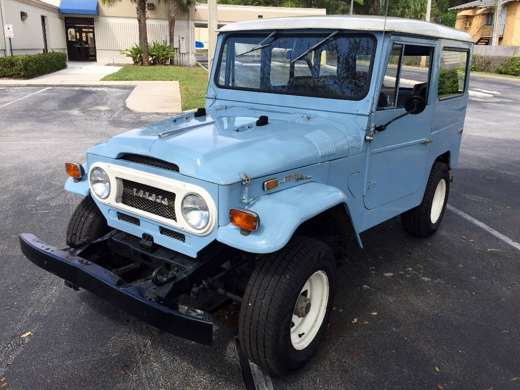1970 toyota land cruiser fj 40 for sale. Black Bedroom Furniture Sets. Home Design Ideas