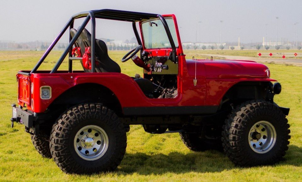 1973 Jeep Cj Cj5 W Chevy 350 V8 For Sale