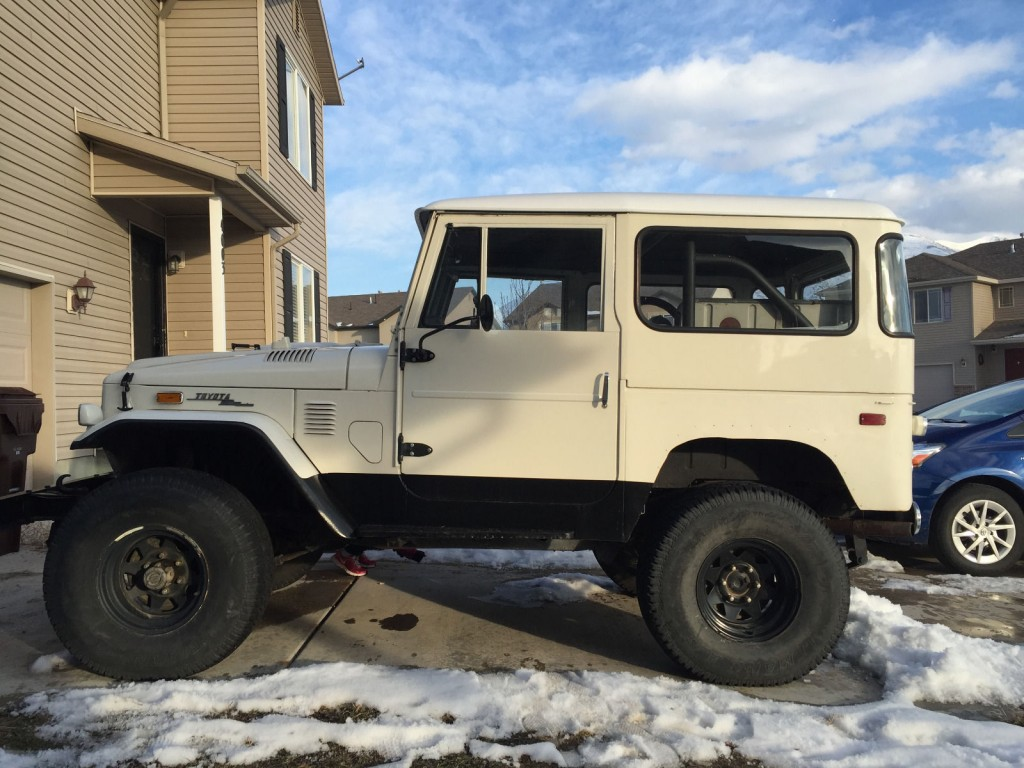 1973 Toyota Land Cruiser FJ40 for sale