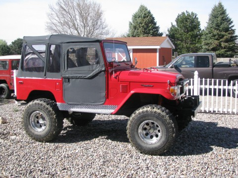 1975 Toyota Land Cruiser FJ40 for sale