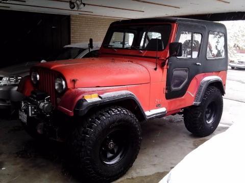 1976 Jeep CJ5 for sale