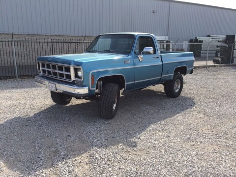 1977 GMC Sierra 1500 High Sierra for sale
