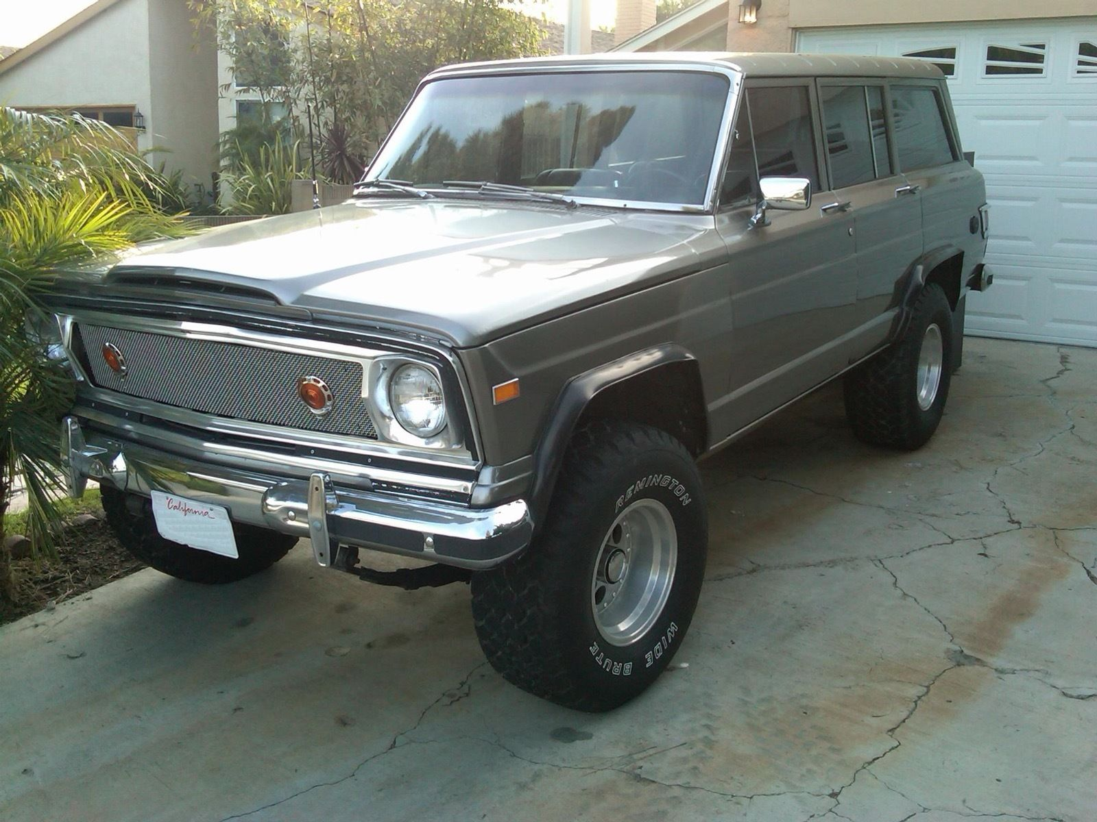 1977 jeep wagoneer for sale. Black Bedroom Furniture Sets. Home Design Ideas