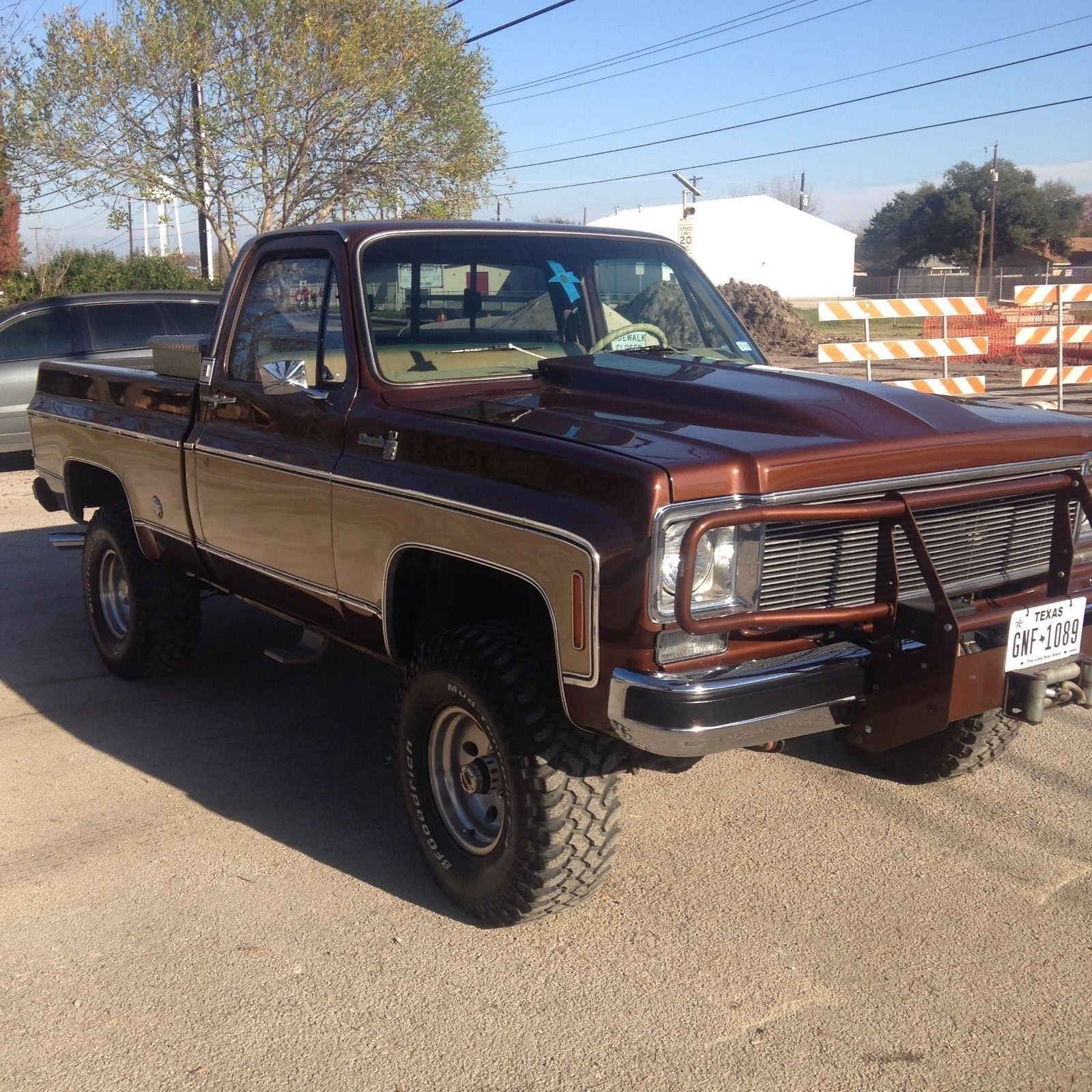 Chevy C X Offroads For Sale on 1972 chevrolet k5 blazer 4x4