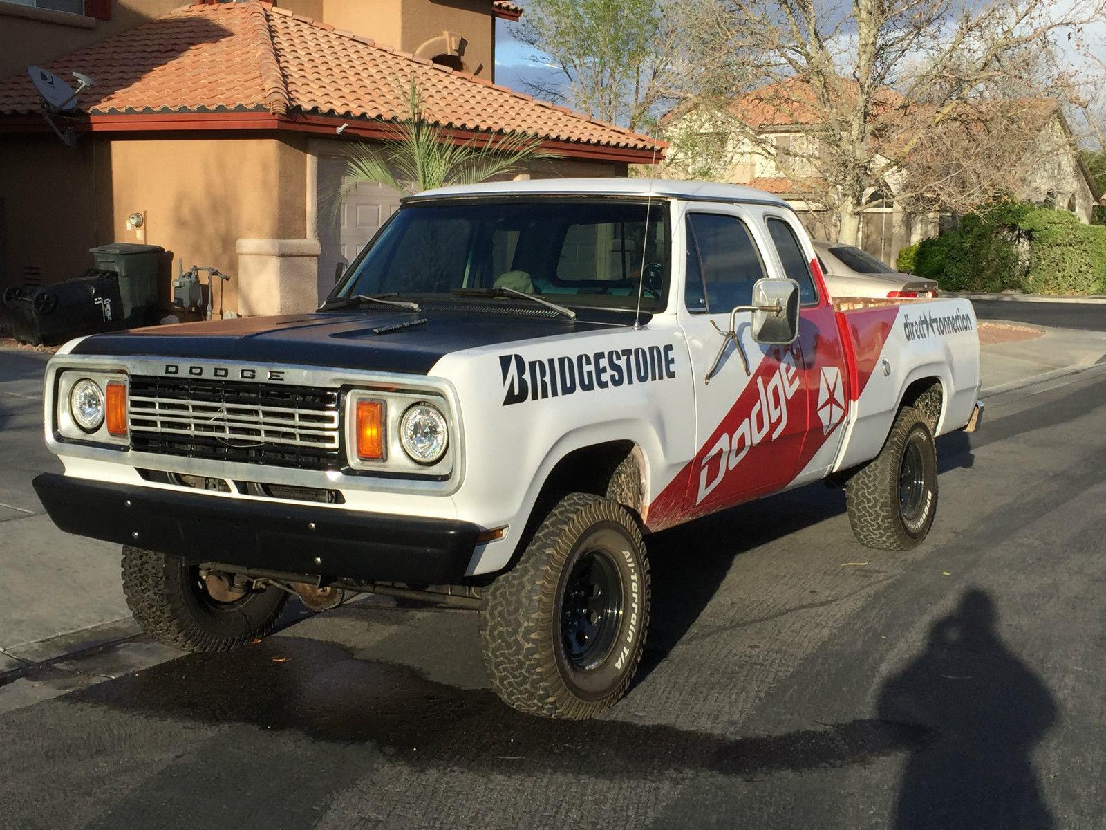 1978 Dodge Power Wagon W 150 For Sale