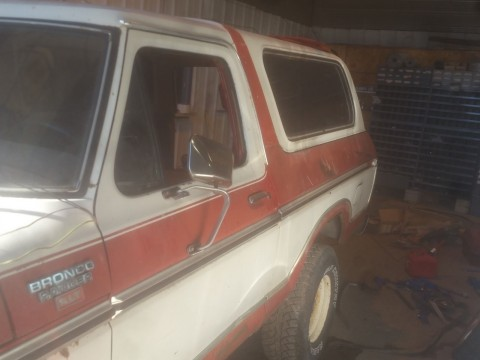 1978 Ford Bronco 4×4 Ranger XLT for sale