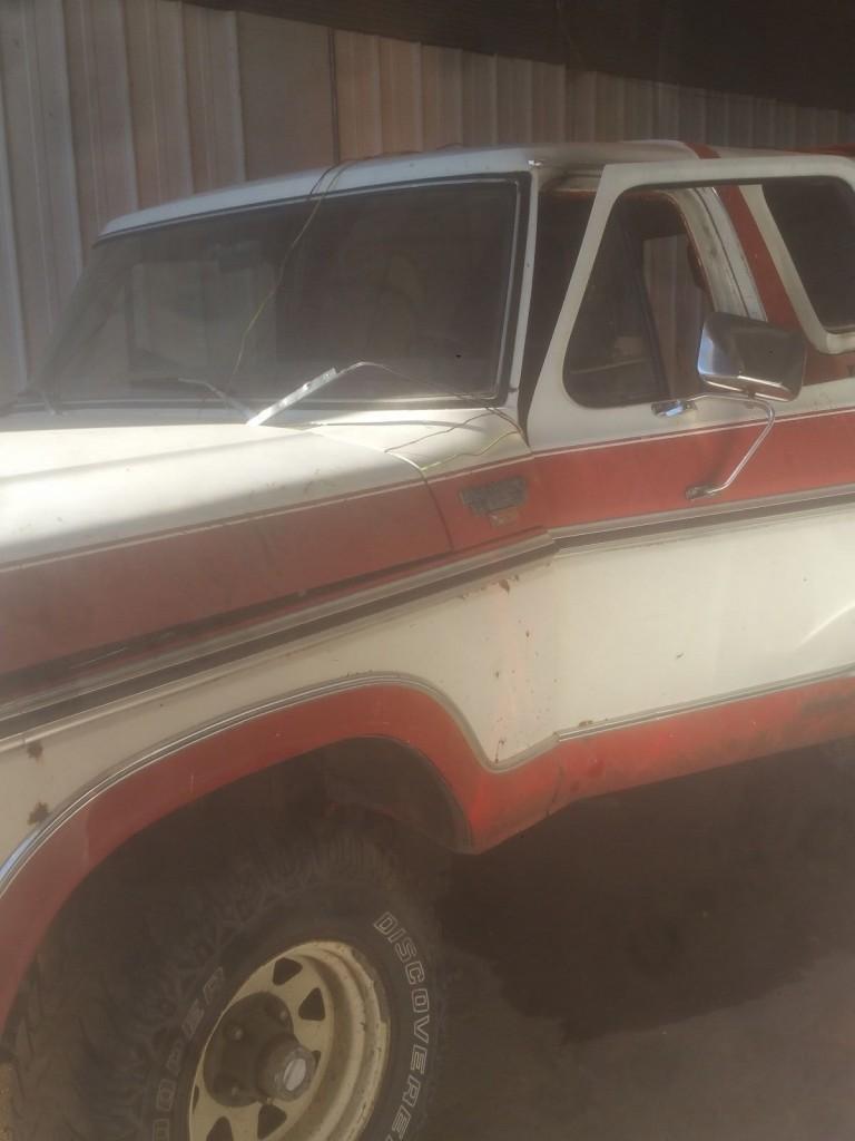 1978 Ford Bronco 4 215 4 Ranger Xlt For Sale